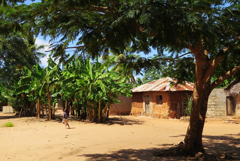 Uzi Island Zanzibar