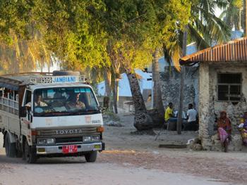 Jambiani by- äkta upplevelser från Zanzibar