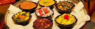 Ett annorlunda sätt att äta på Ethiopian restaurant ZAnzibar