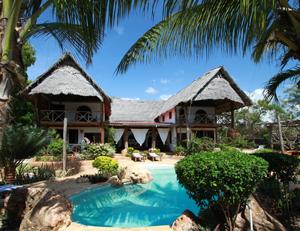 Private villa Zanzibar