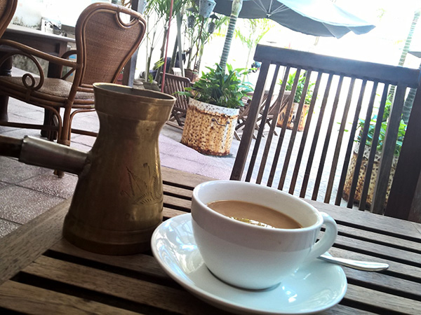 Stone Town Café Zanzibar- best restaurant/café on Zanzibar