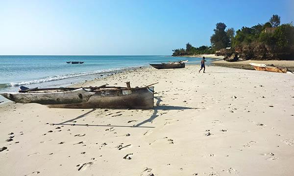 Zanzibar West Coast-Mangrove Lodge Beach