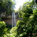 Kaporogwe waterfall