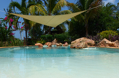 The Pool at Che Che Vule Zanzibar