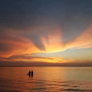 Michamvi-sunset
