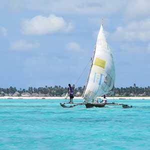Jambiani-sailing-Zanzibar